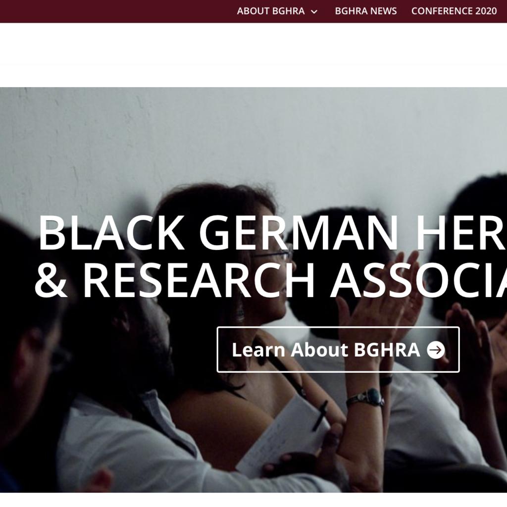 Black German Heritage