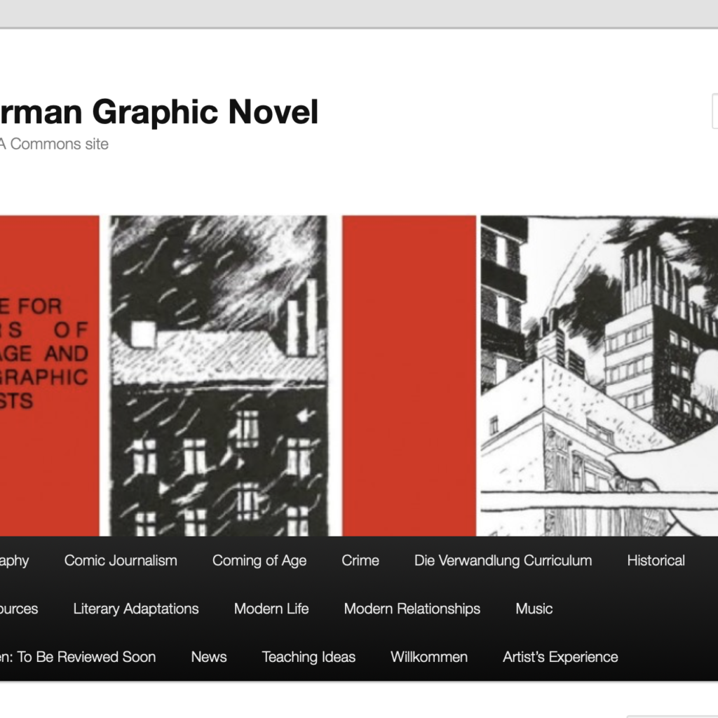 German Graphic Novel