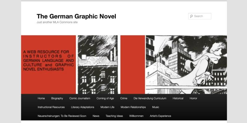 German Graphic Novel