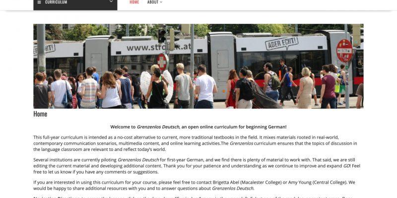 Screenshot_2020-07-27 Grenzenlos Deutsch – an open-access curriculum for beginning German